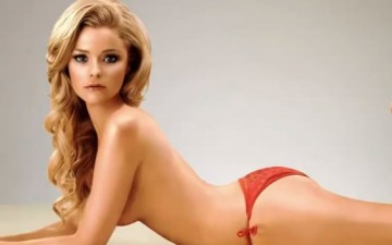 Shocking Female Model Body Photoshop Airbrush Transformation Video